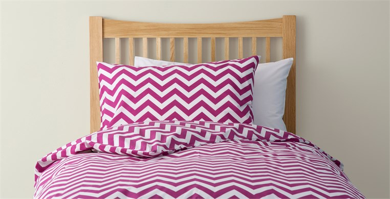 Chevron Bed Linen Set